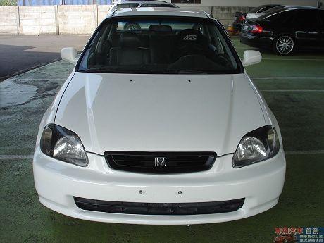 Honda 本田 Civic K8 照片6
