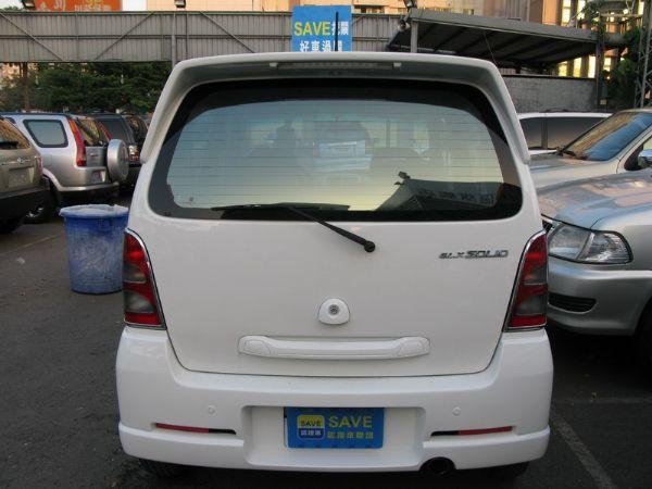 運通汽車-2005年-鈴木-Solio 照片7