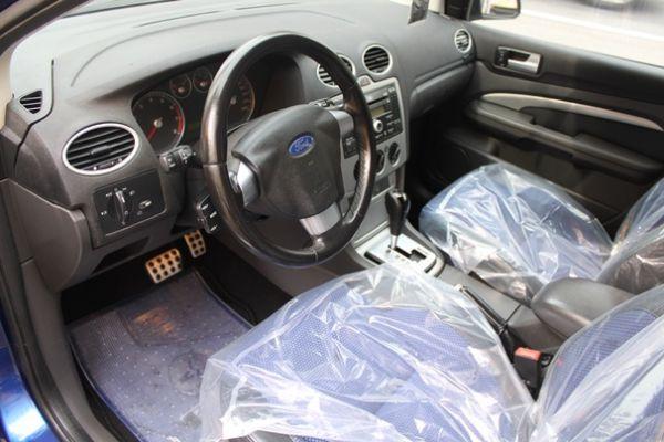 福特 FOCUS 5D 2.0 藍色 照片3