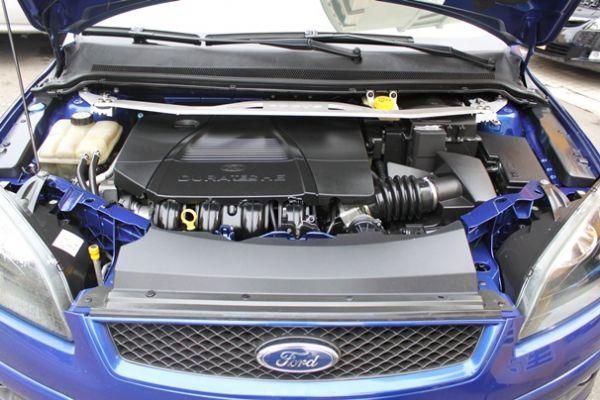 福特 FOCUS 5D 2.0 藍色 照片10