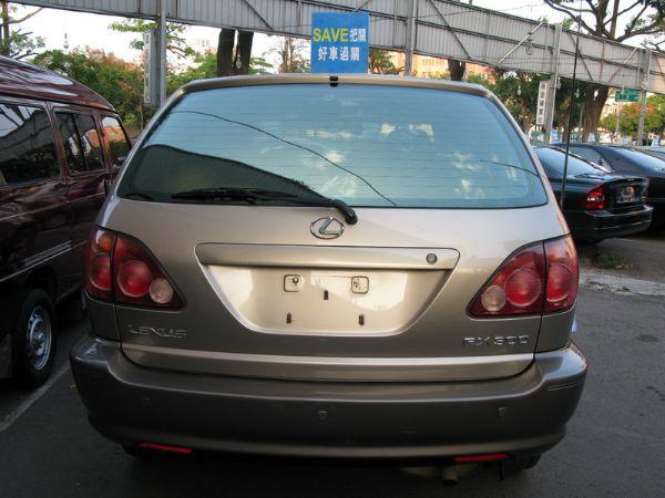 運通汽車-2001年-凌志-RX300 照片9