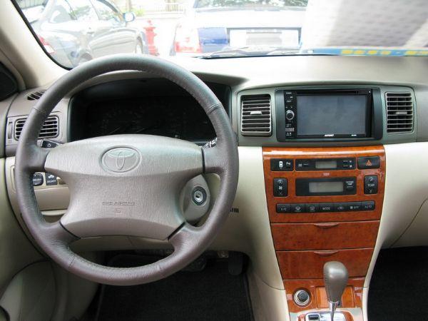 運通汽車-2002年-豐田-Altis 照片2