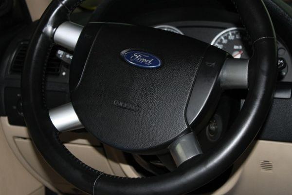 福特 METROSTAR 2.0 銀色 照片9