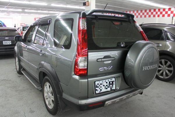 本田 CR-V 2.0 灰色 照片10