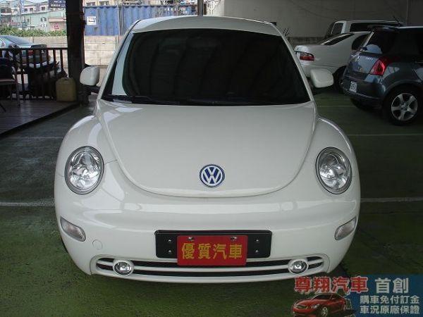 VW 福斯 Beetle 照片3