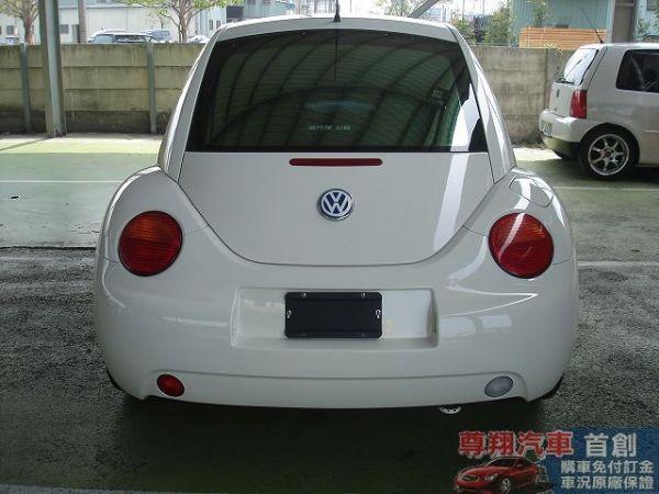 VW 福斯 Beetle 照片5