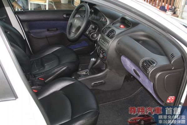Peugeot 寶獅 206 照片7