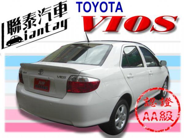 SUM聯泰汽車~2003年 VIOS  照片10