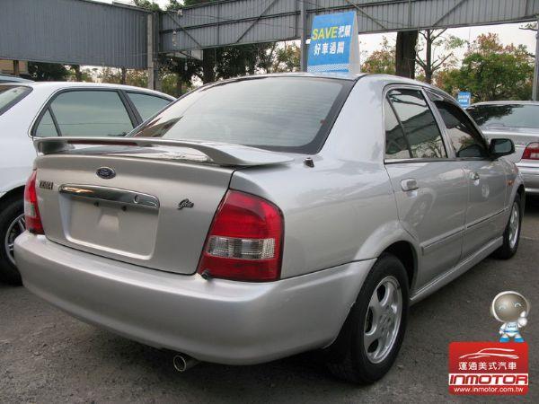 運通汽車-2001年-福特-Tierra 照片8