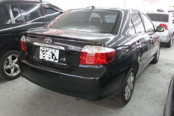 豐田 VIOS 1.5 黑色 照片9