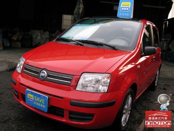 運通汽車2005年-FIAT-Panda 照片1