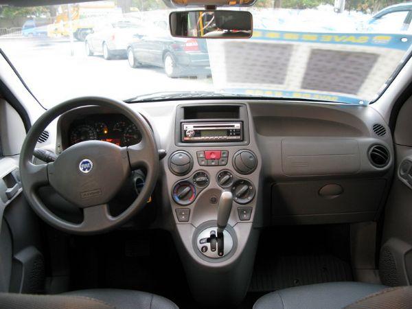 運通汽車2005年-FIAT-Panda 照片5