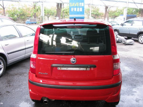 運通汽車2005年-FIAT-Panda 照片9