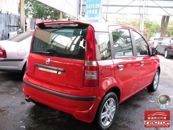 運通汽車2005年-FIAT-Panda 照片10