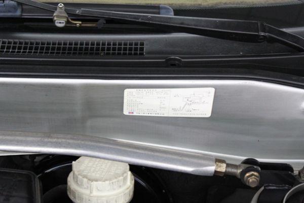 三菱 LANCER 1.6 銀色 照片9