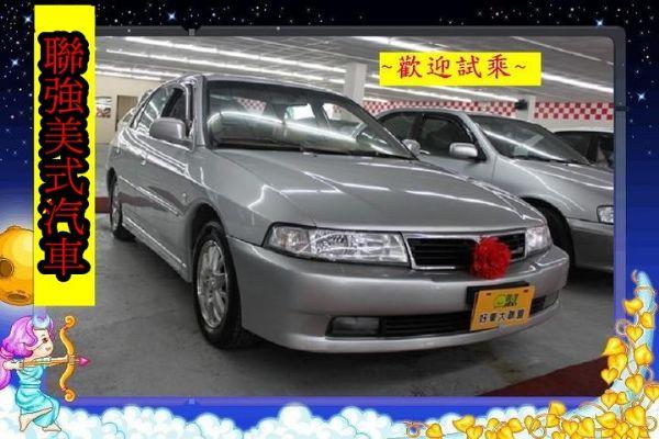 三菱 LANCER 1.6 銀色 照片1