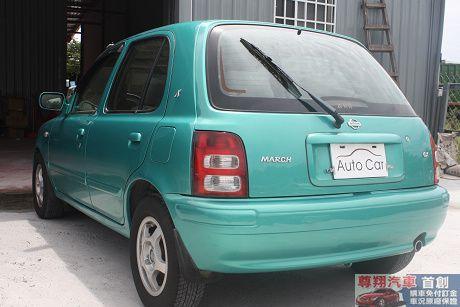 Nissan 日產 March(進行曲) 照片9