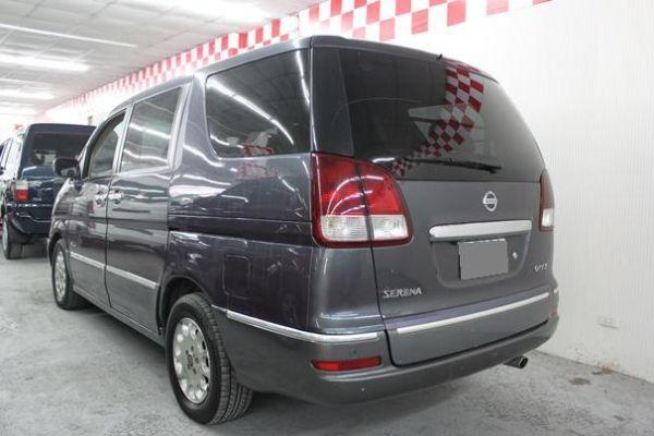 日產 QR-V 2.0 灰色 照片10