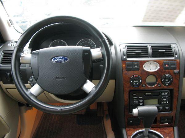 運通汽車-2003年-福特-曼陀士達 照片2