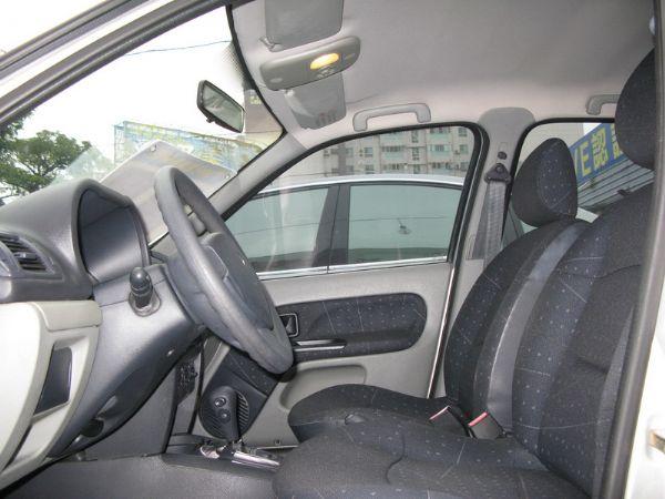 運通汽車-2004年-雷諾-Clio 照片3