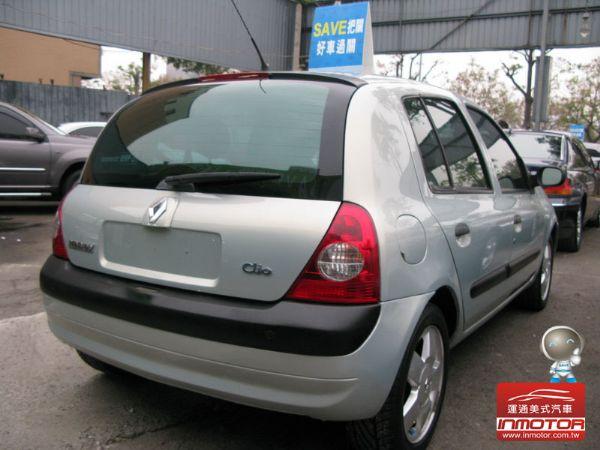 運通汽車-2004年-雷諾-Clio 照片8
