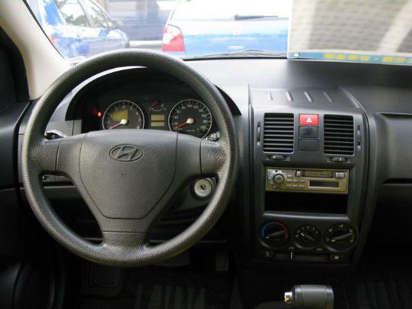 運通汽車-2006年-現代-Getz 照片2