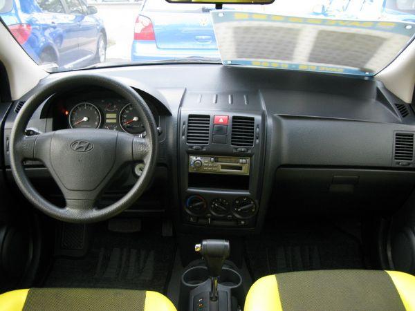 運通汽車-2006年-現代-Getz 照片5