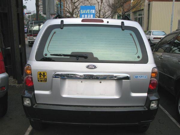 運通汽車-2005年-福特-Escape 照片8
