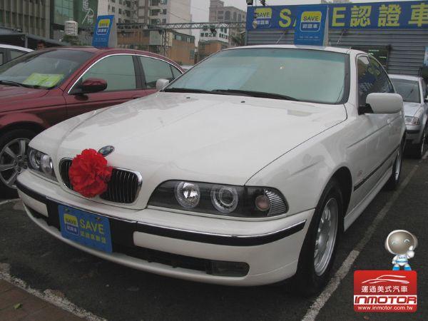 運通汽車-1997年-BMW-528 照片1