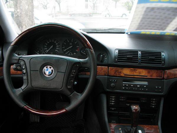 運通汽車-1997年-BMW-528 照片2