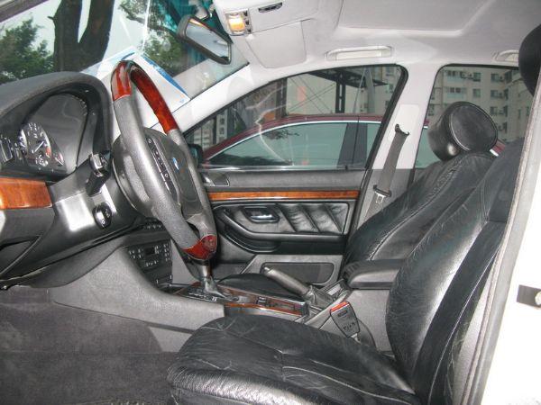 運通汽車-1997年-BMW-528 照片3