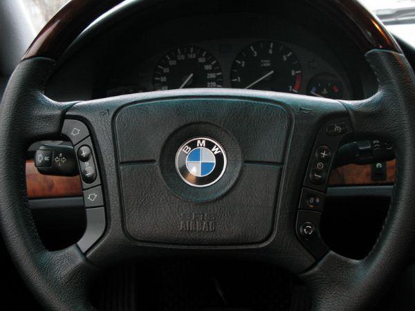 運通汽車-1997年-BMW-528 照片6