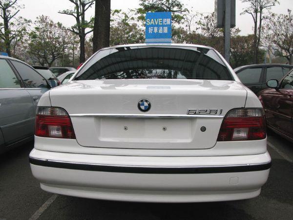運通汽車-1997年-BMW-528 照片9