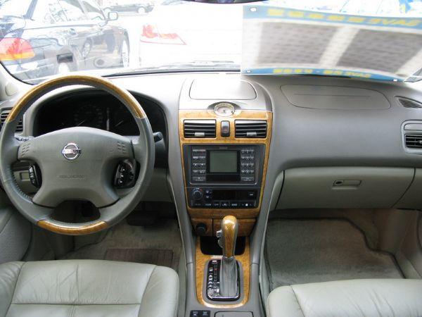 運通汽車-2005年-日產-Cefiro 照片5