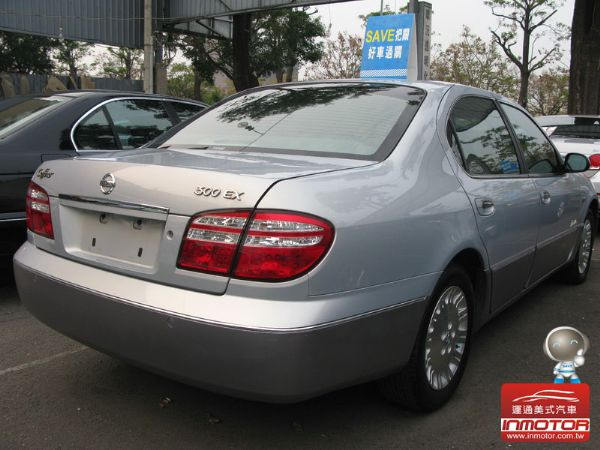 運通汽車-2005年-日產-Cefiro 照片10