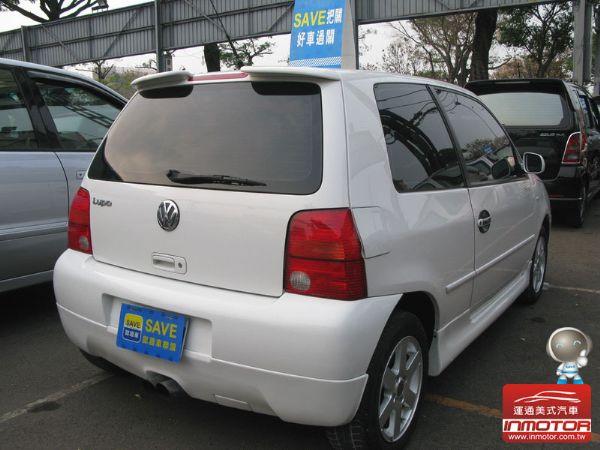運通汽車-2004年-VW-Lupo 照片8