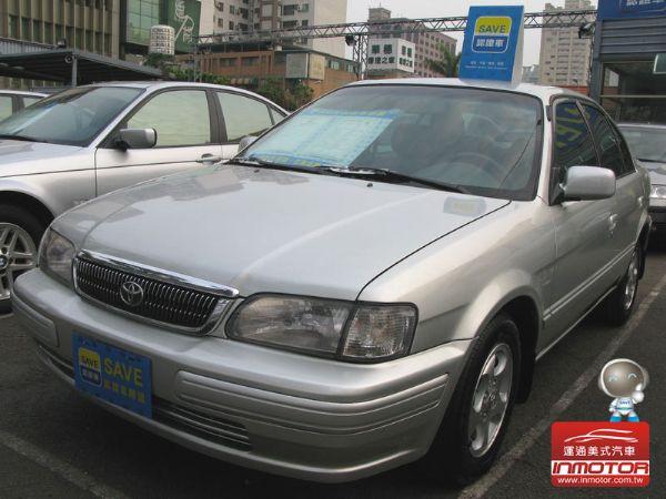 運通汽車-2002年-豐田-Tercel 照片1