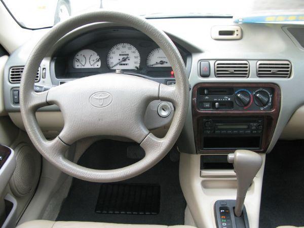 運通汽車-2002年-豐田-Tercel 照片2