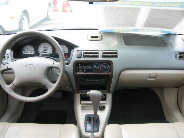 運通汽車-2002年-豐田-Tercel 照片5