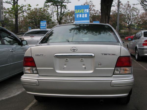 運通汽車-2002年-豐田-Tercel 照片6