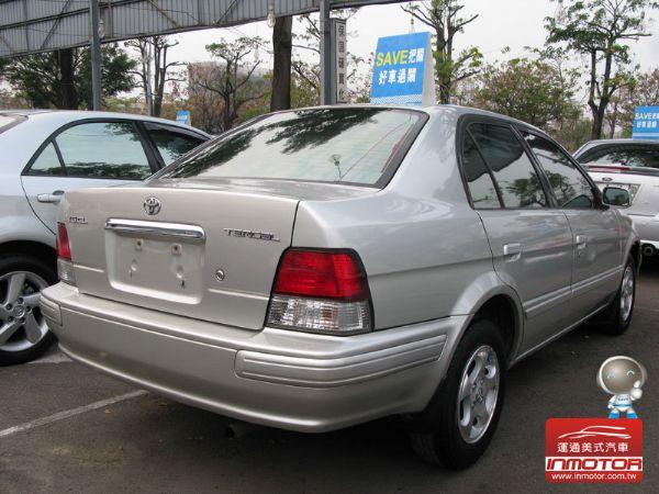 運通汽車-2002年-豐田-Tercel 照片7