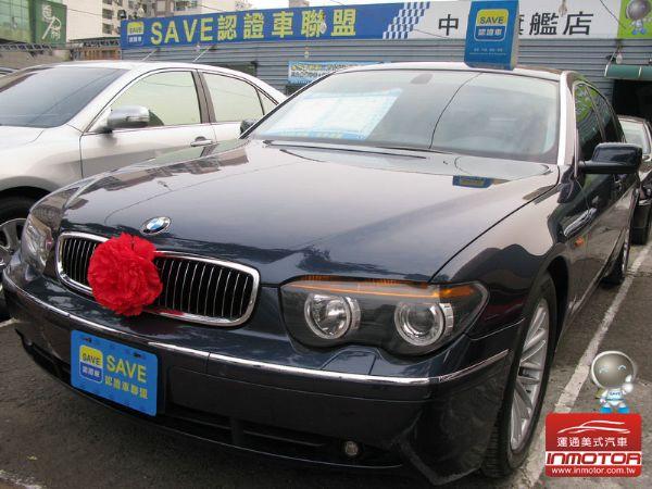 運通汽車-2003年-BMW-735 照片1