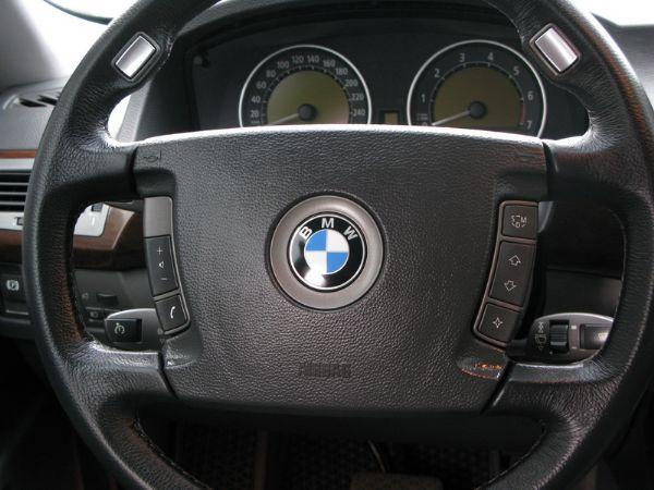 運通汽車-2003年-BMW-735 照片6