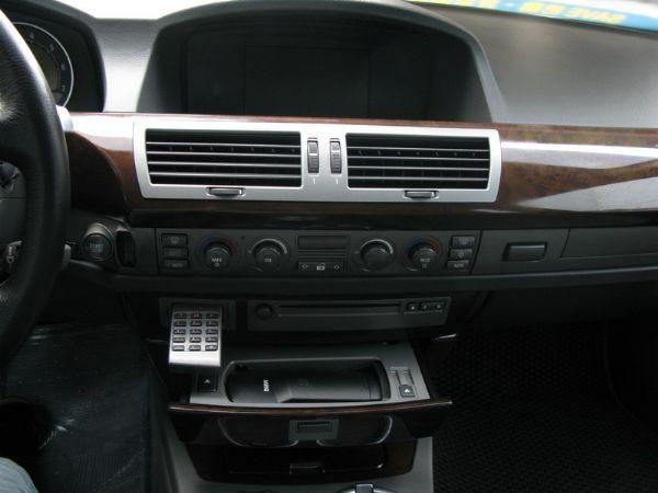 運通汽車-2003年-BMW-735 照片7