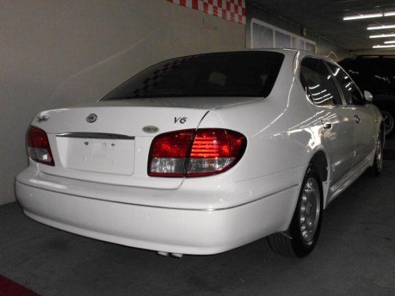 2002 日產 CEFIRO 2.0白 照片9