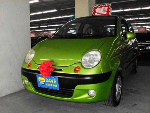 2003 台塑 MATIZ 0.8 綠 照片1