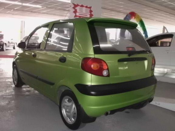 2003 台塑 MATIZ 0.8 綠 照片8