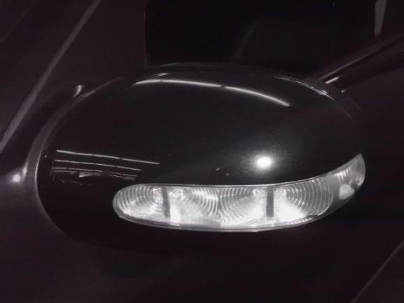 2003 賓士 E240 2.6 黑 照片10