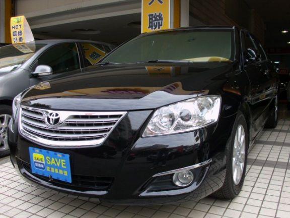 2008 豐田 CAMRY 2.0G 黑 照片1