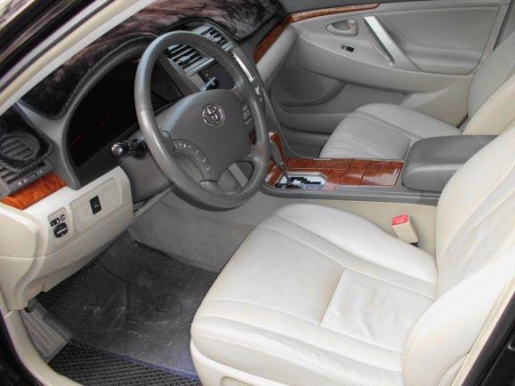 2008 豐田 CAMRY 2.0G 黑 照片4